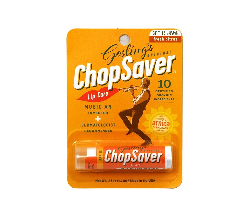 CHOP CHPS ChopSaver Gold Lip Balm with SPF15