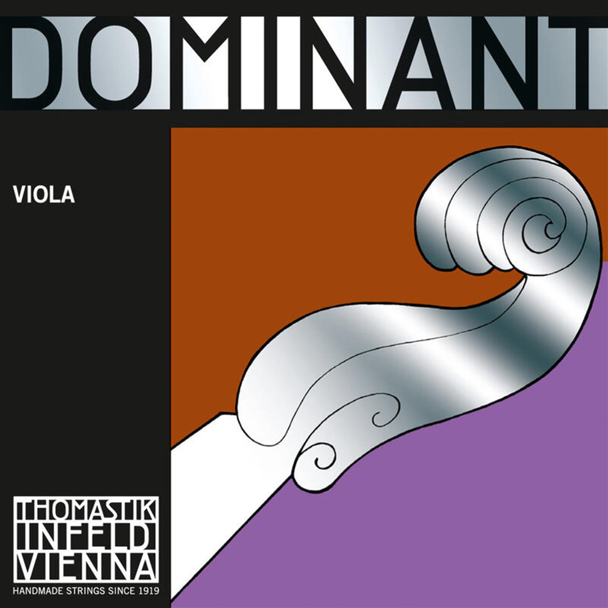 THOMASTIK DRT141 Dominant Viola String Set