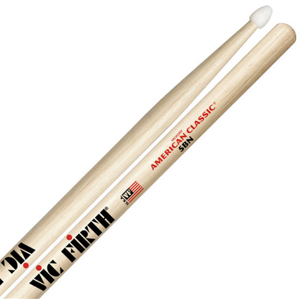 VIC FIRTH VF5BN 5BN American Classic Hickory Drumsticks
