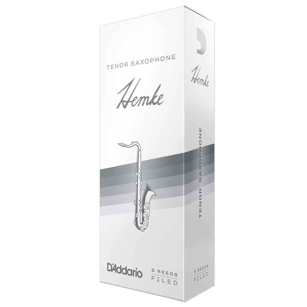 HEMKE RHKP5TSX25 #2.5 Tenor Sax Reeds, Box of 5