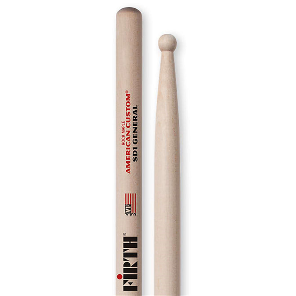 VIC FIRTH SD1 American Custom SD1 General Drumsticks