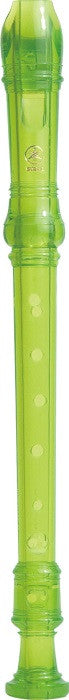 YAMAHA YRS20BG Baroque Soprano Recorder (Green)