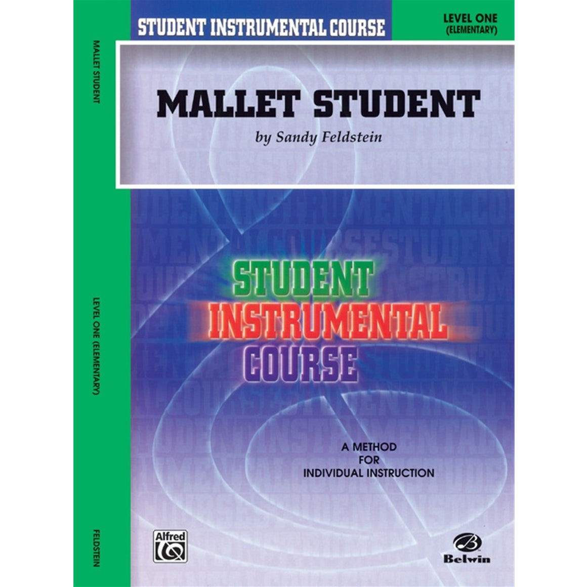 ALFRED 00BIC00181A Student Instrumental Course: Mallet Student, Level I [Mallet Instrument]