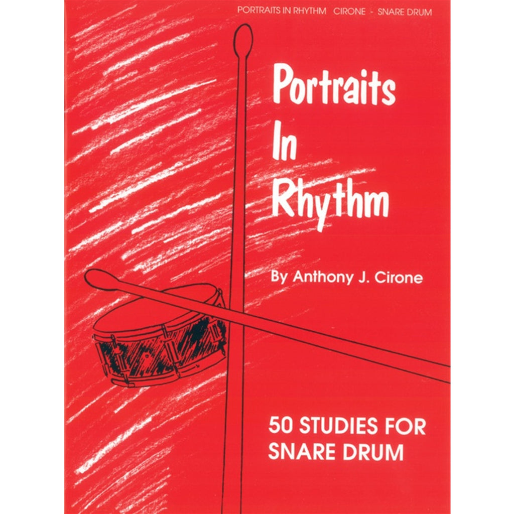 ALFRED 00HAB00101 Portraits in Rhythm [Snare Drum]
