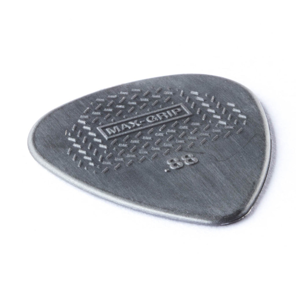 DUNLOP 449P88 .88 Max Grip Guitar Picks (12 pk)