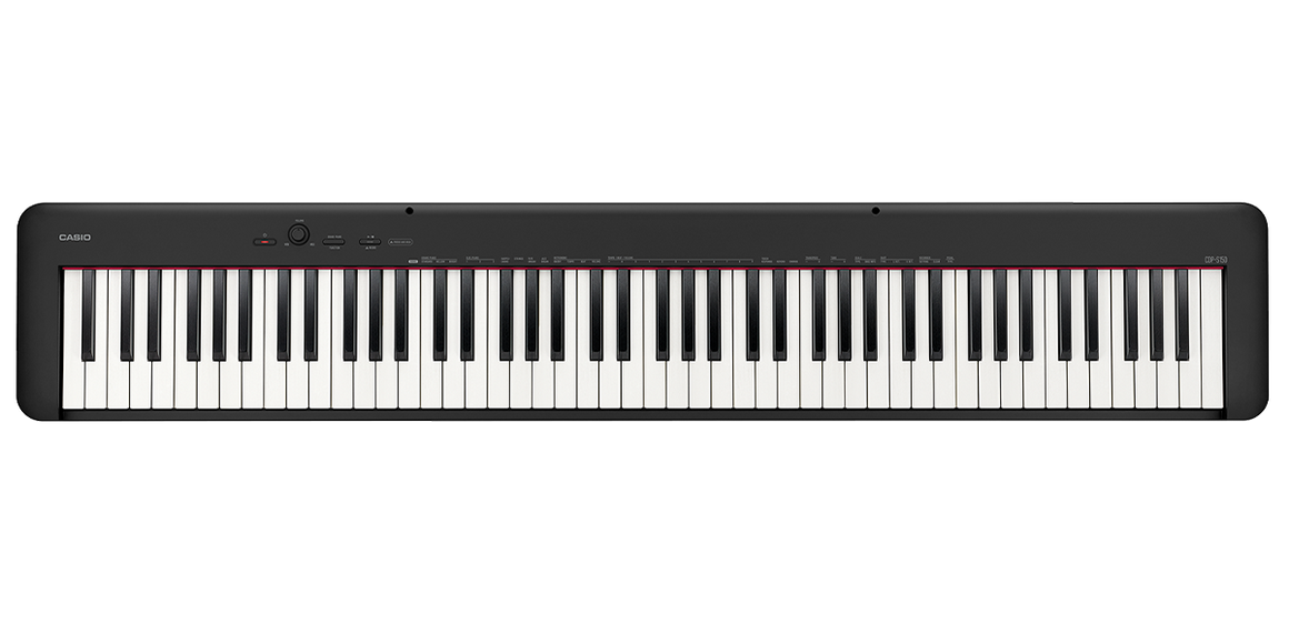Casio 88 Key Compact Digital Piano CDPS150BK