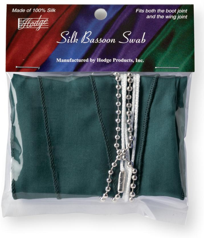 HODGE HBSB Bassoon Silk Swab