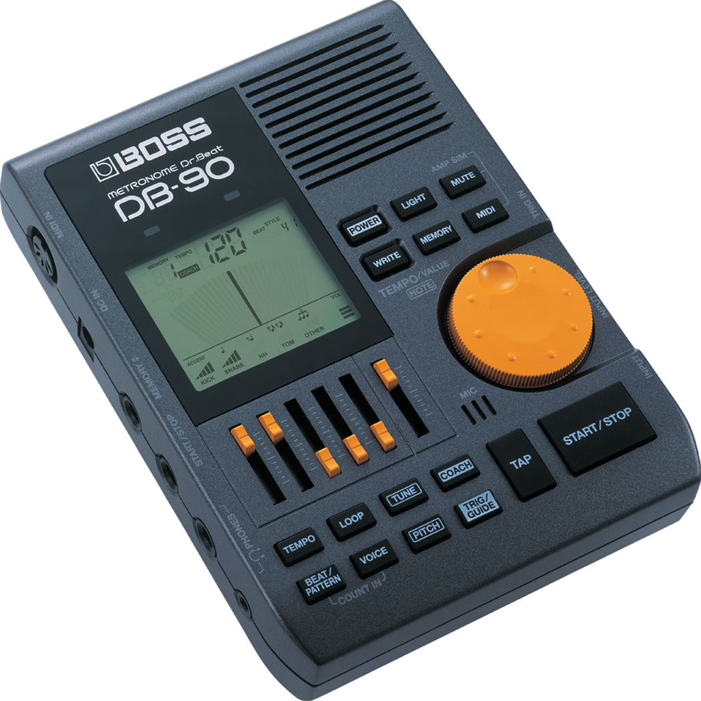 BOSS DB90 Dr. Beat Talking Metronome