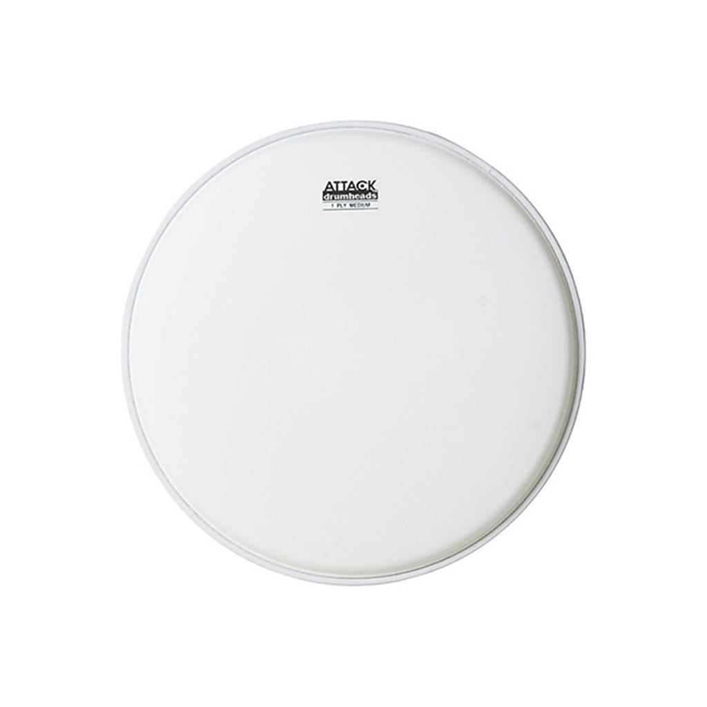 "ATTACK DHA10C 10"" 1 Ply Med Coated Head"