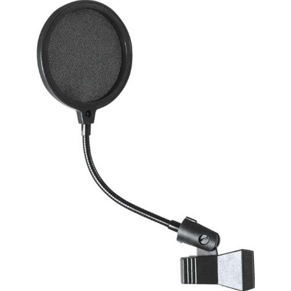 ON STAGE ASVS4B Mic Pop Blocker 4""