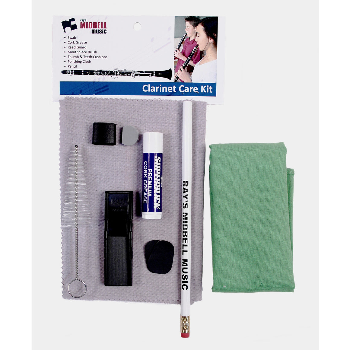 MIDBELL ICCK Clarinet Care Kit