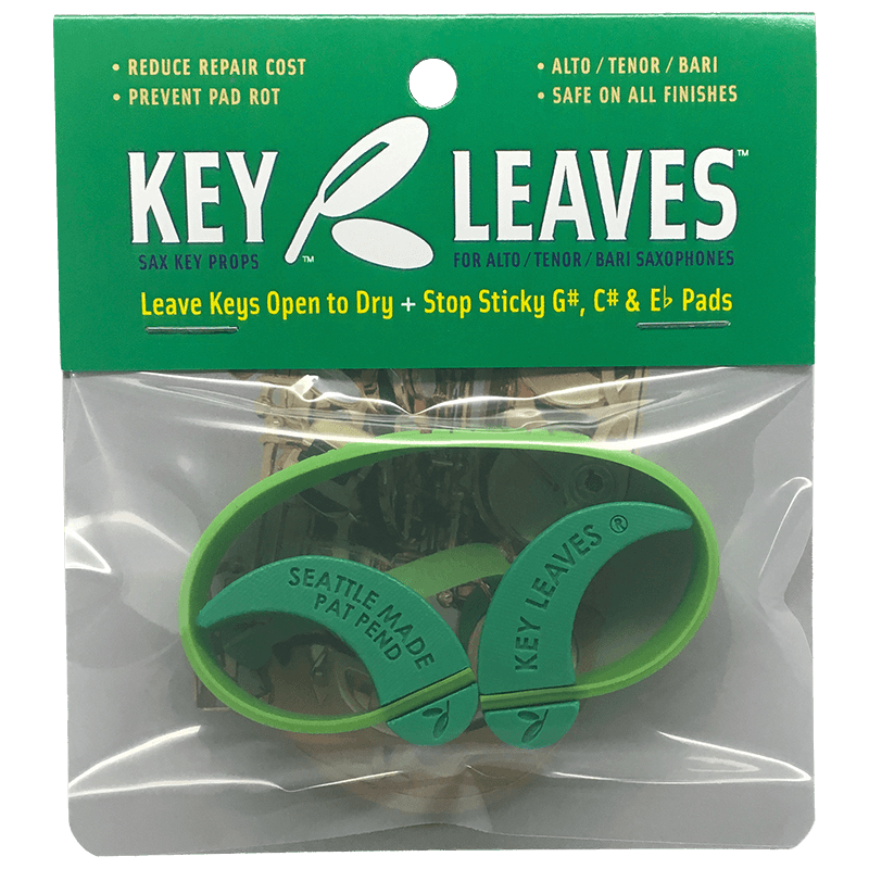Key Leaves KPSAX Sax Key Props, Alto-Ten-Bari