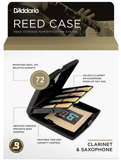 RICO RVCASE04 Reed Case Multi Reeds