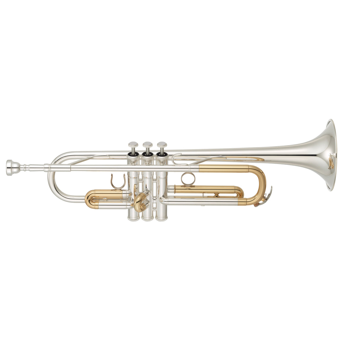 YAMAHA YTR5330MRC Step Up Silver Plated Mariachi Trumpet