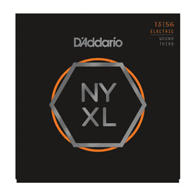 D'ADDARIO NYXL1356W NYXL Medium Electric Guitar Strings Wound 3rd 13-56
