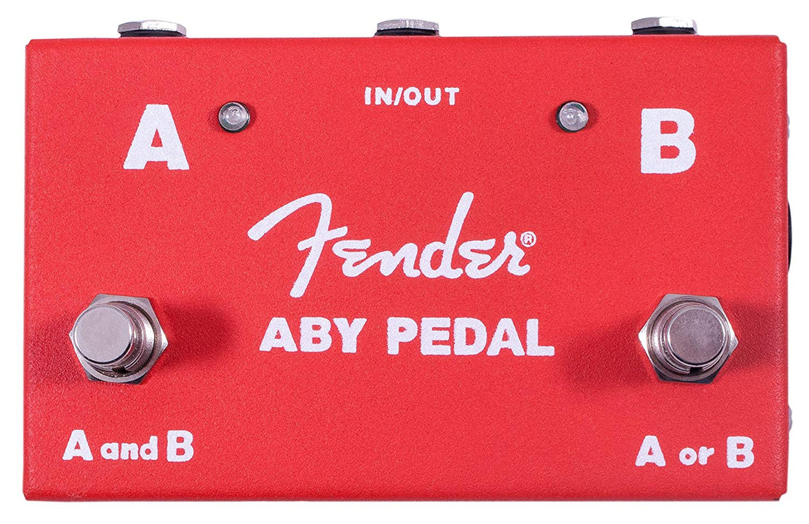 FENDER 234506000 ABY Footswitch
