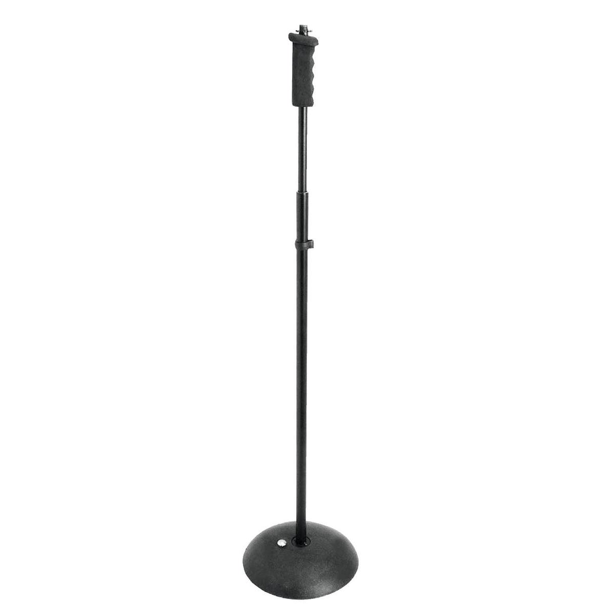 ON STAGE MS7255PG ProGrip Dome Base Mic Stand