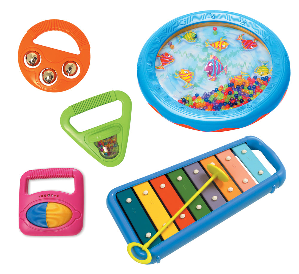 HOHNER KIDS MS4001 Toddler Music Band