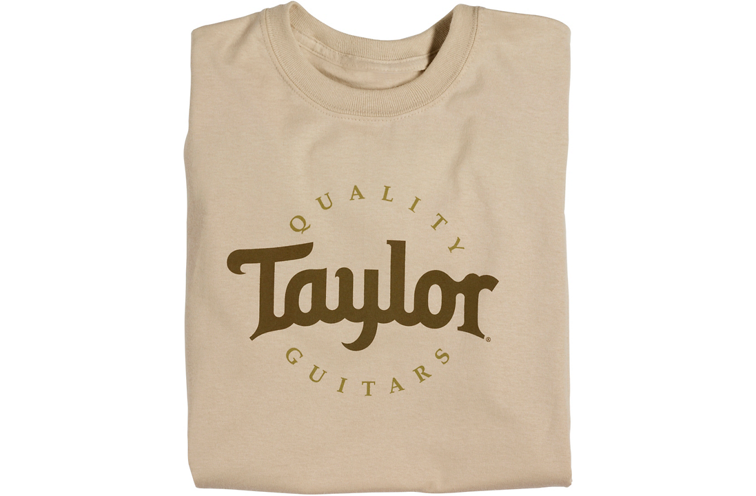 Taylor 16514 2 Color Logo T-Shirt (S)