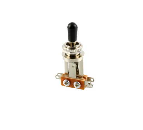 ALL PARTS EP0067000 Straight Toggle Switch w/ Knob