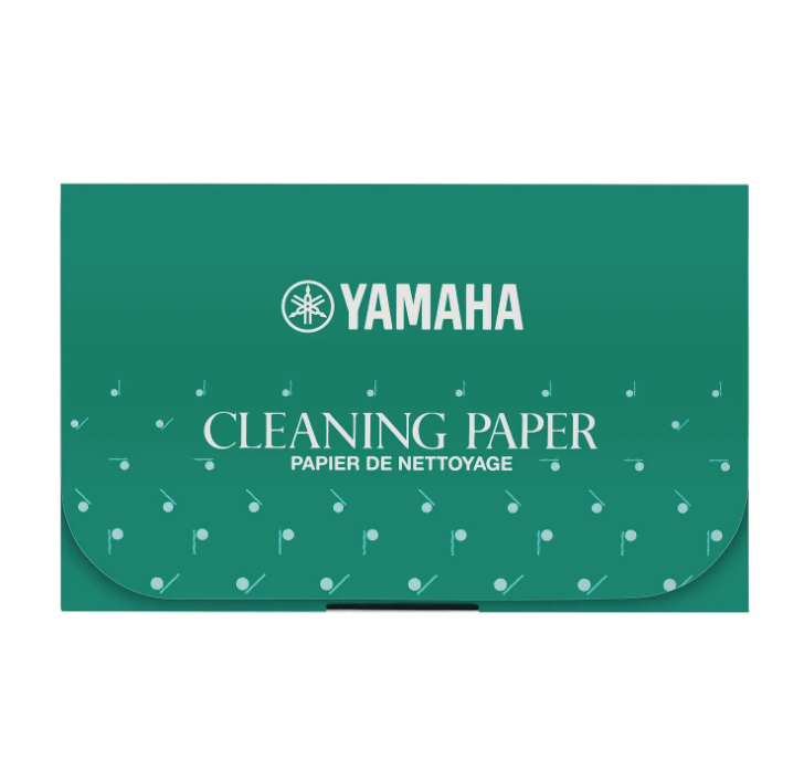 YAMAHA YAC1113P Cleaning Pap Paper (70 sheets)