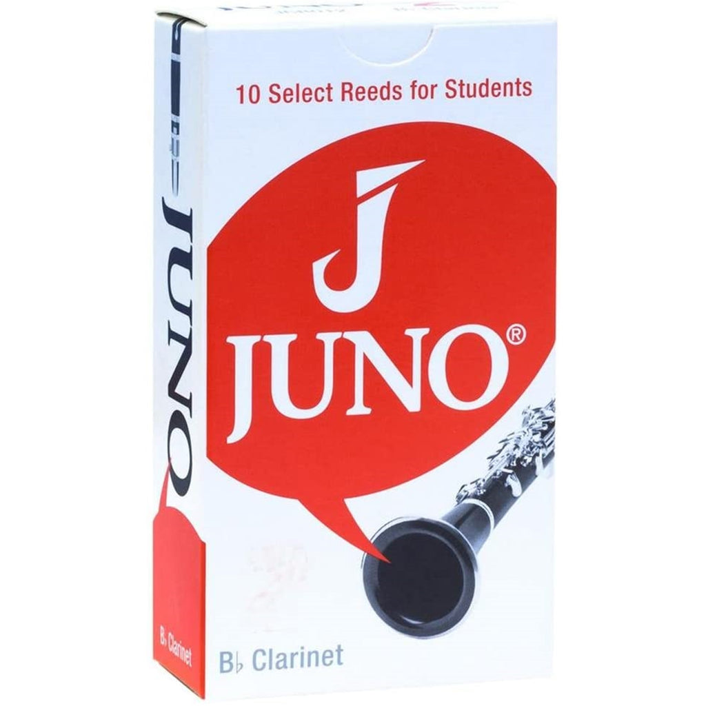 JUNO JCR0135 #3.5 Bb Clarinet Reeds, Box of 10