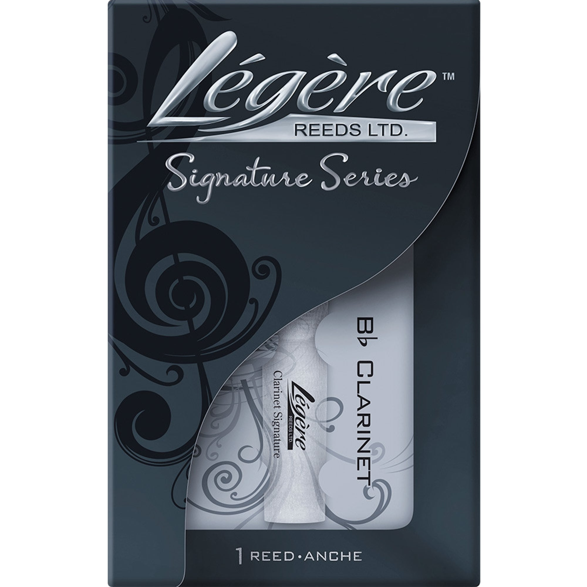 LEGERE BBSS300 #3 Signature Clarinet Synthetic Reed