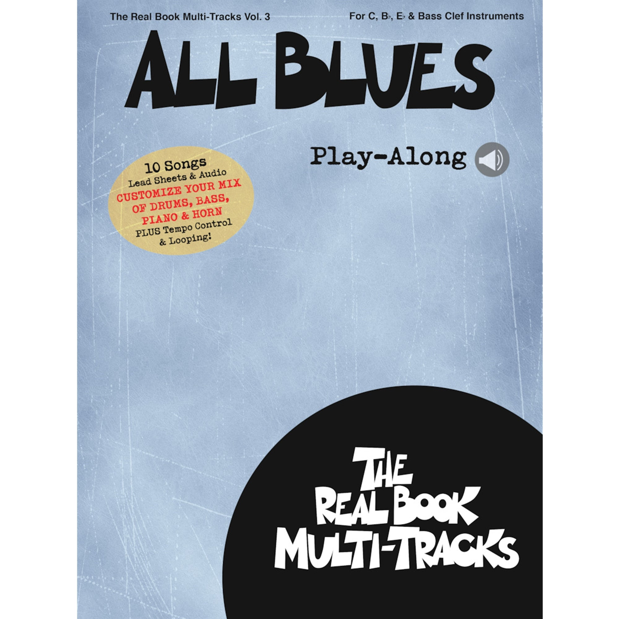 HAL LEONARD 196692 All Blues Play-Along