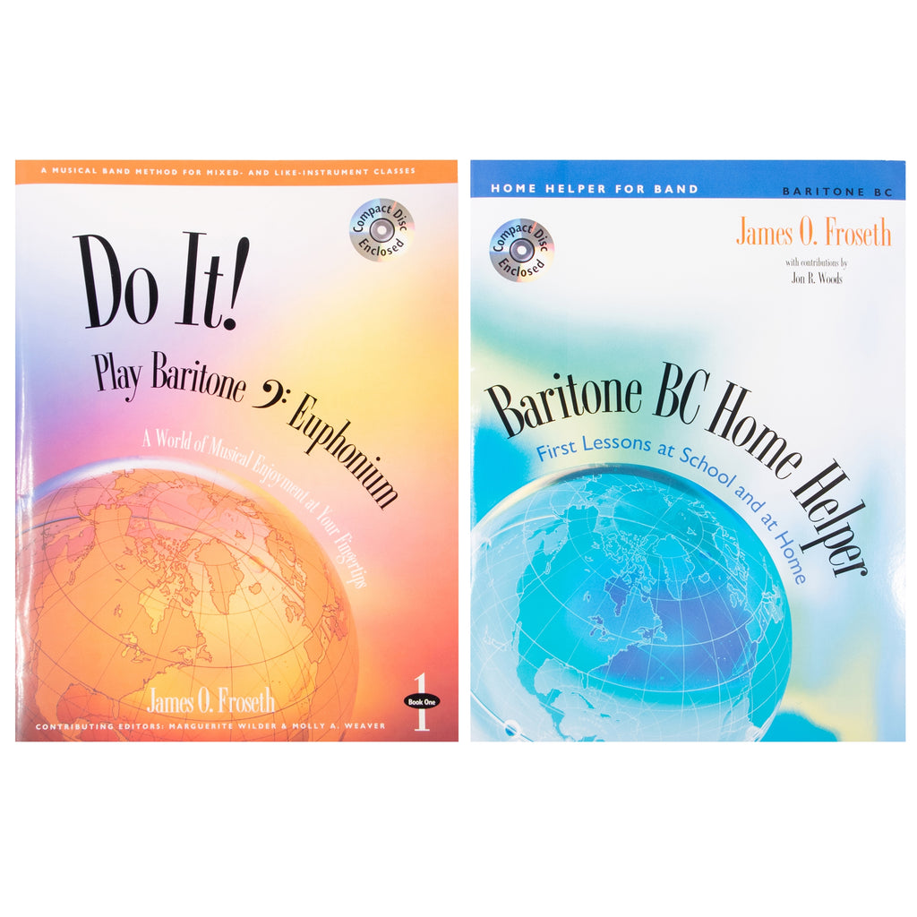 GIA PUBLISHER M618 Do It! Baritone B.C. Package