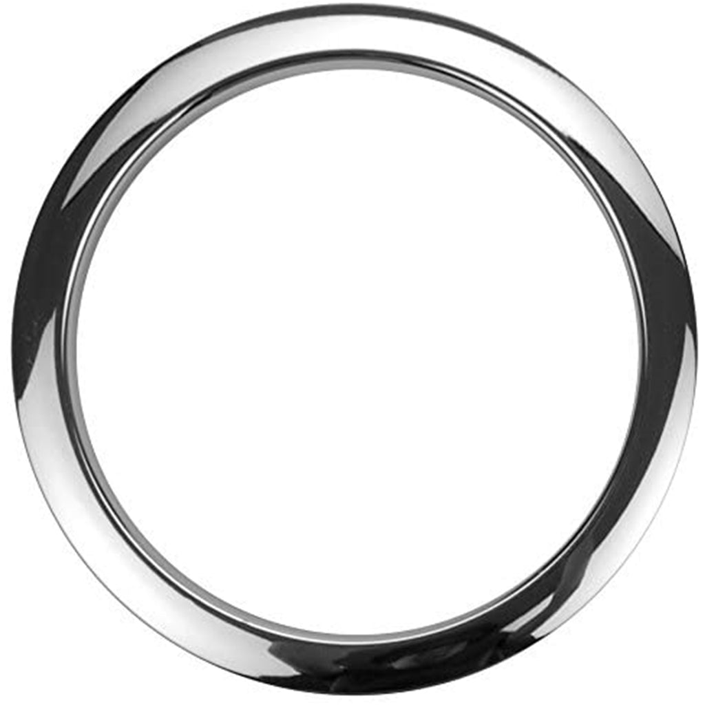 "Bass Drum O's HC5 5"" Chrome Bass Hole Ring"