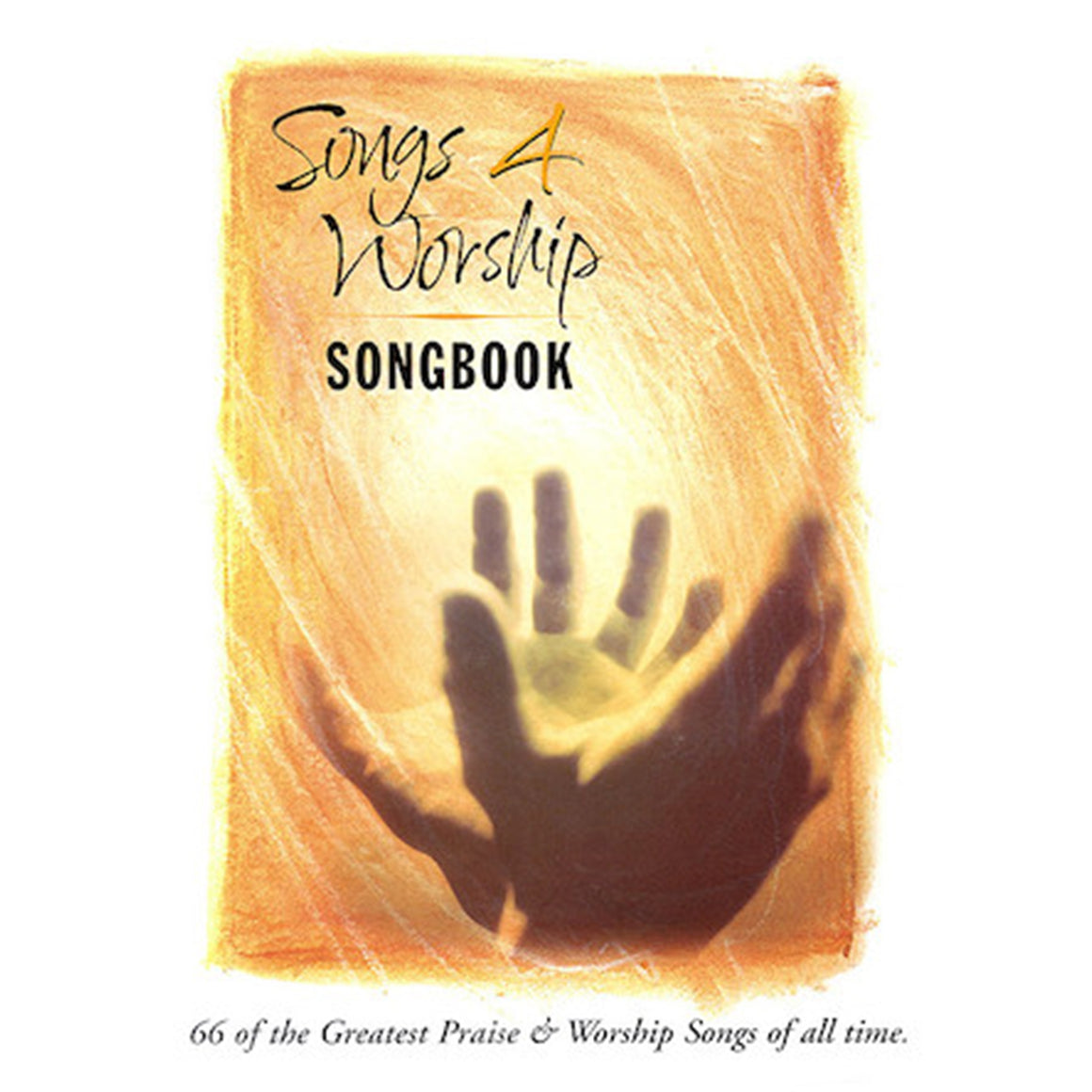 HAL LEONARD 8739289 Songs 4 Worship Songbook