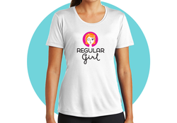 Regular Girl Yoga Shirt