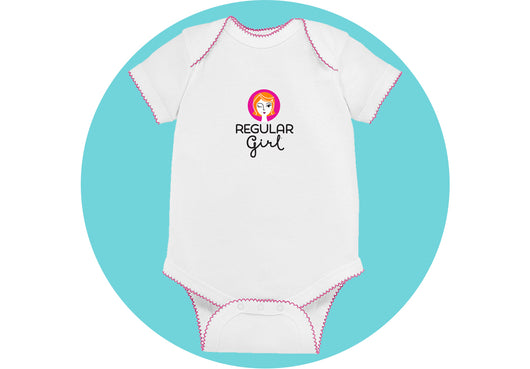 Regular Girl Infant Onesies