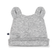 Bear Ear Hat - heather grey