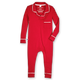 Footless Pajama Onesie 2.0 - Red
