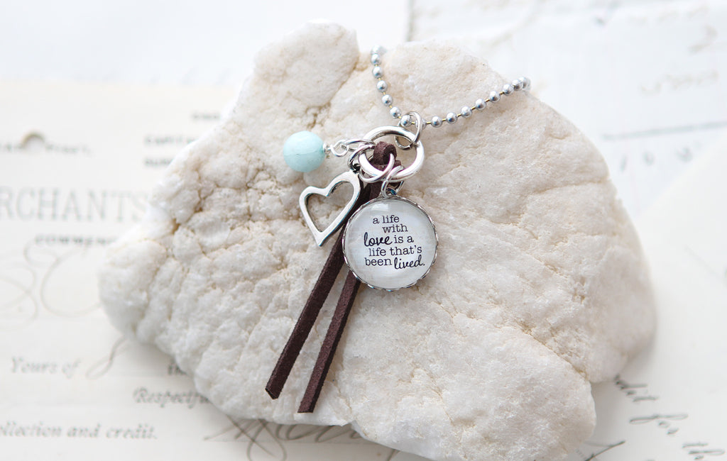 A Life With Love Necklace