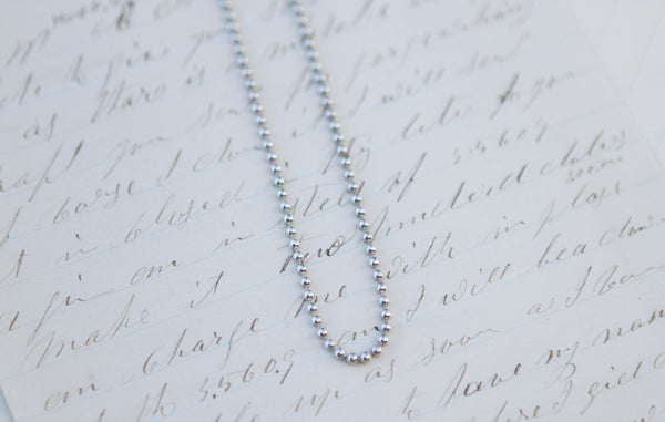Classic Ball Chain - Jennifer Dahl Designs