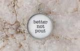 Better Not Pout Bubble Charm Jewelry
