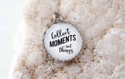 Collect Moments Bubble Charm