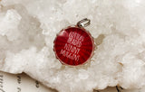 Cotton Headed Ninny Muggins Bubble Charm - Jennifer Dahl Designs