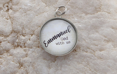 Emmanuel Bubble Charm Jewelry