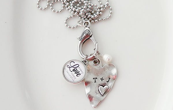 Every Love Story Necklace