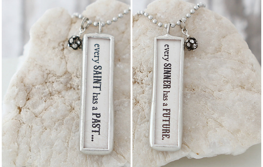 Every Saint Every Sinner Necklace