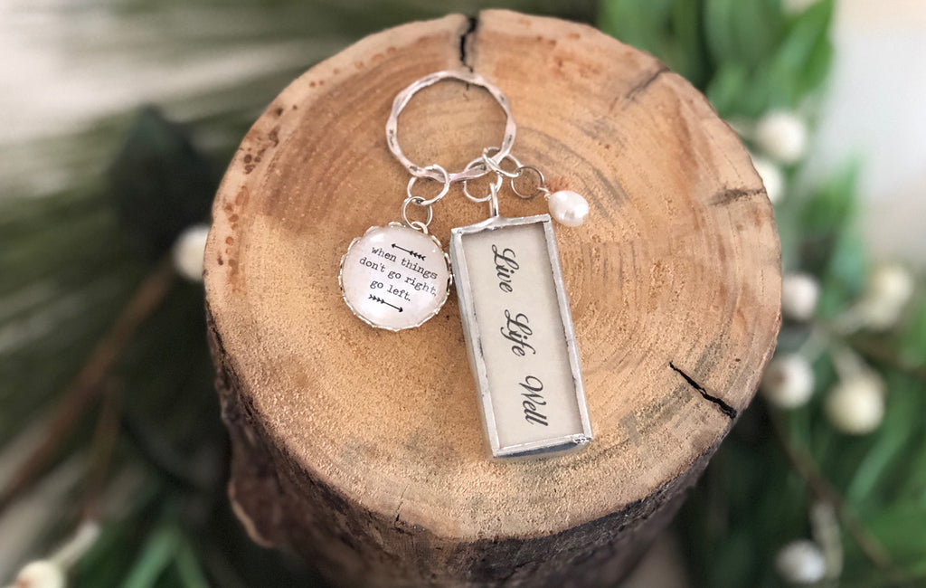 Live Life Well Storyteller - Jennifer Dahl Designs