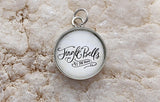 Jingle Bells Bubble Charm Jewelry