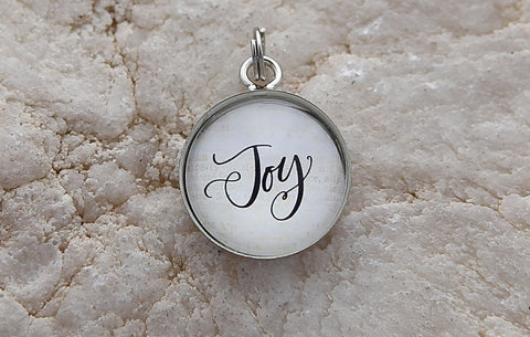 Joy Bubble Charm Jewelry