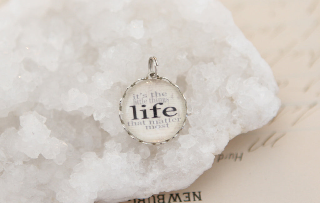 Life Bubble Charm - Jennifer Dahl Designs