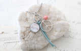Lovers Dreamers and Me Necklace