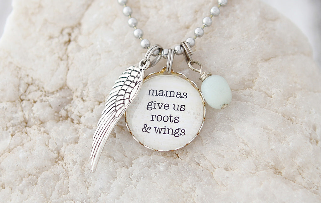 Mamas Give Us Necklace