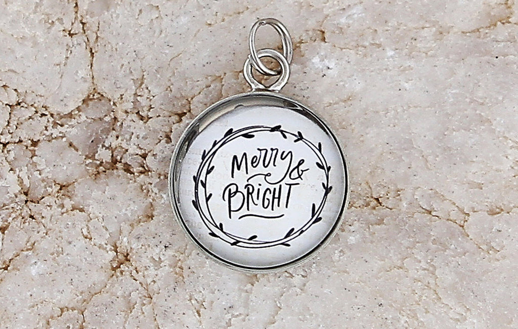 Merry and Bright Bubble Charm Jewelry